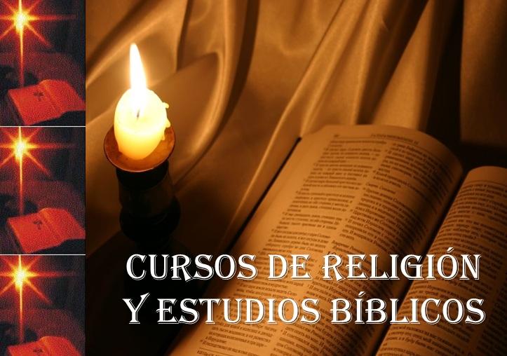 Cursos gratis de Religion y Estudios Biblicos
