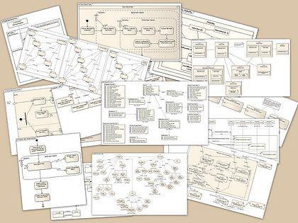Cursos de Ciencias Computacion UML Usabilidad IA Redes Ingenieria Software