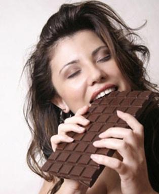 Chocolate y Adiccion