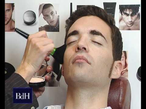 Curso Cosmetologia Maquillaje de Hombre
