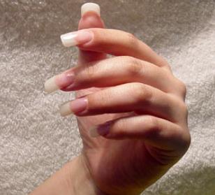 Uñas de Acrigel