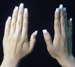 Uñas Diamante