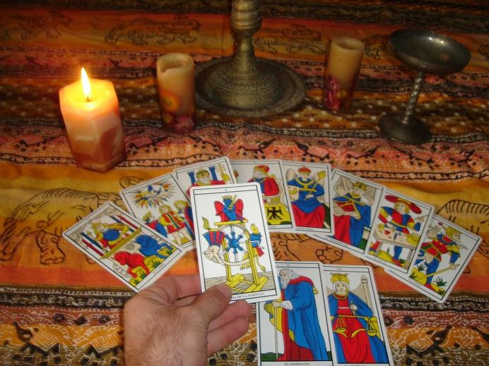 Curso Clases Lectura cartas tarot
