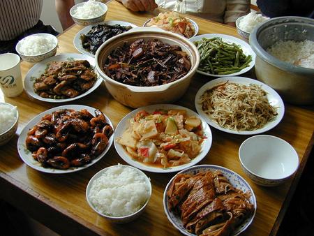 Curso gratis de Comida Cocina China y Oriental