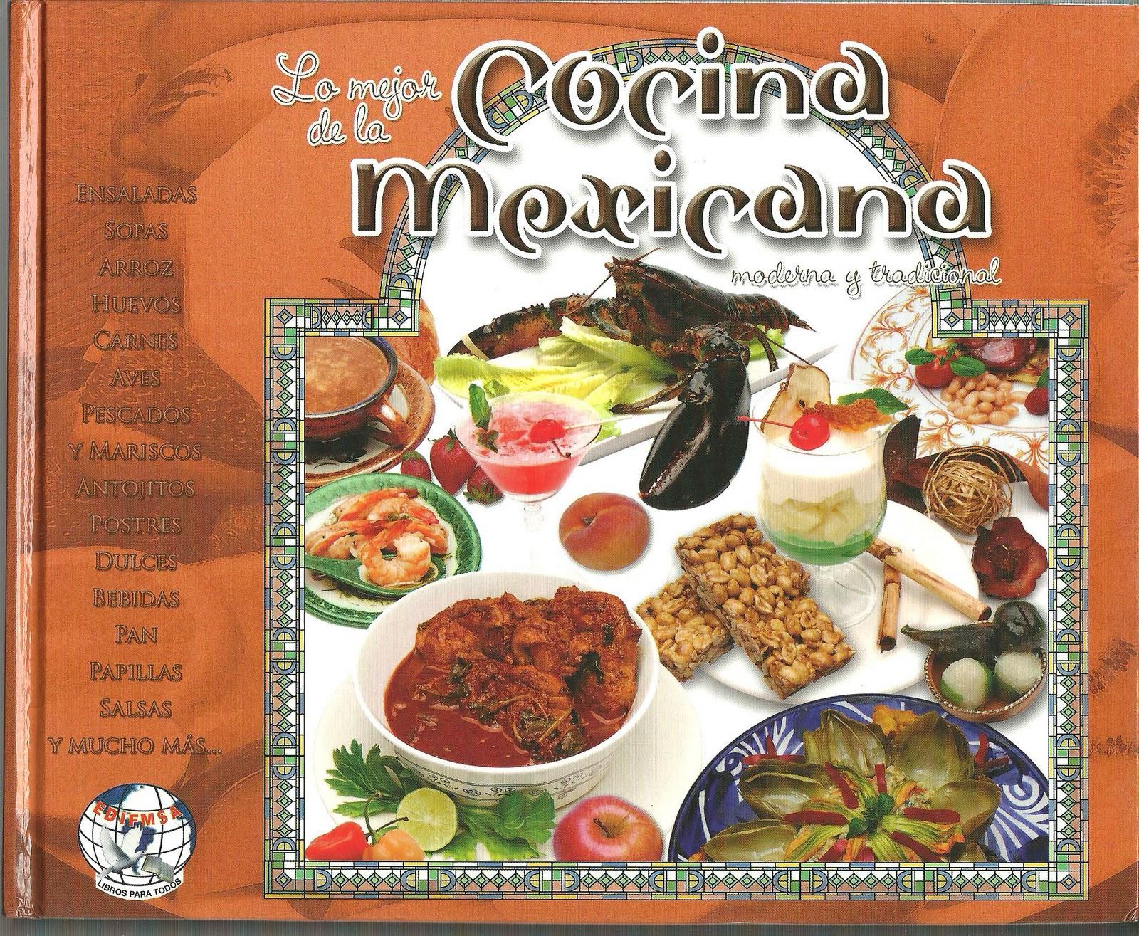 Curso de Comida Mexicana Clases Cocina de Mexico