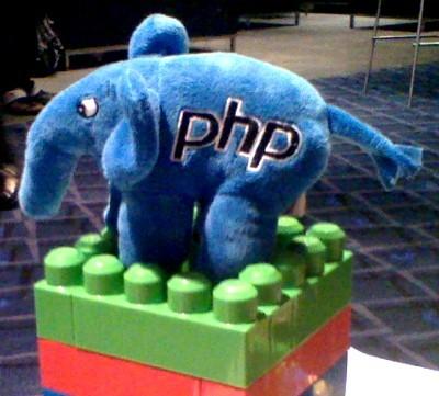 php elefante