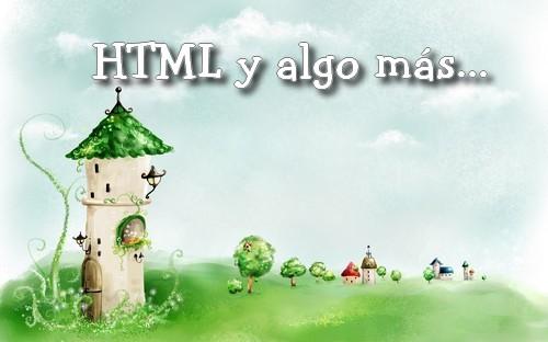Aprendiendo HTML y algo mas...