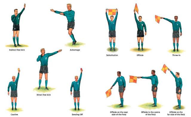 Curso Arbitros de Futbol