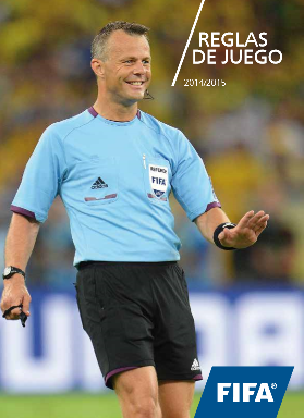 Reglas del Juego de Futbol 2015
