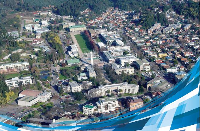 Campus Universidad de Concepcion