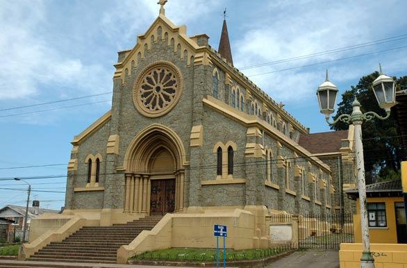 Curso gratis sobre Lota de Chile Catedral de Lota