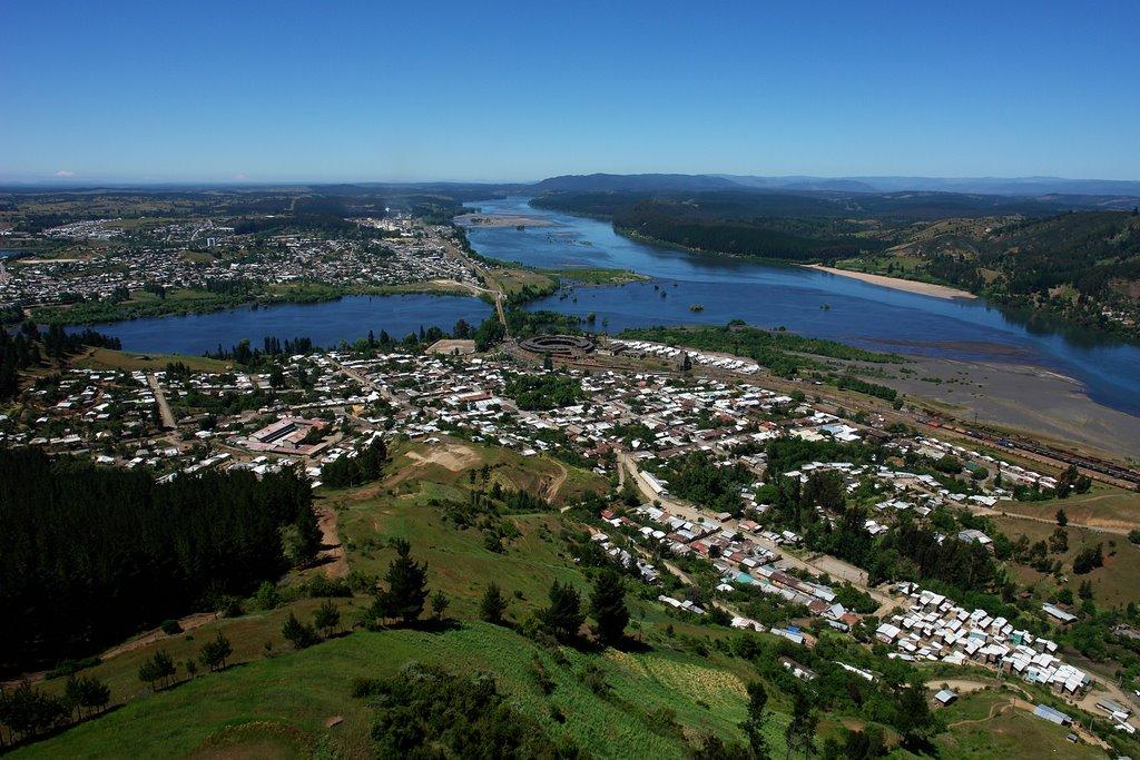 Ciudad de San Rosendo en Educagratis