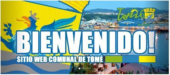 sitio web comunal tome