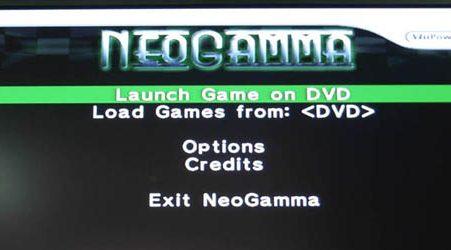 NeoGamma