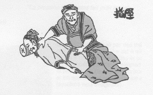 Origen Shiatsu