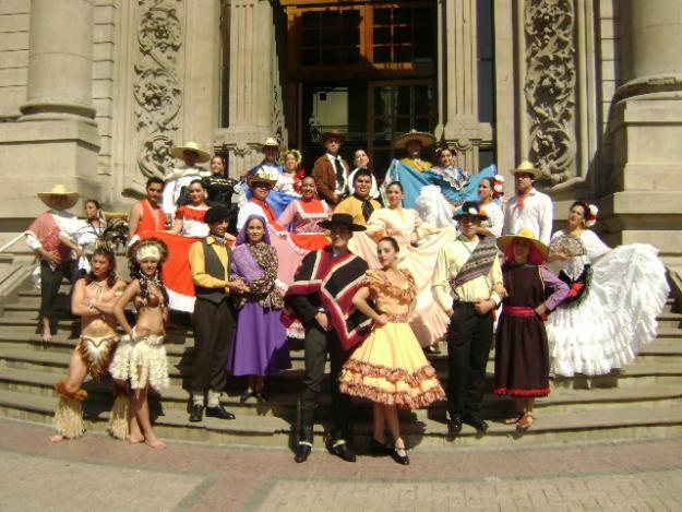 Curso Danzas Folkloricas