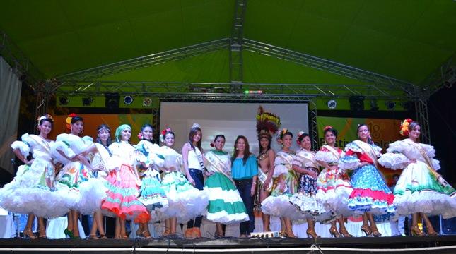 Curso de Muestras Folcloricas Folkloricas