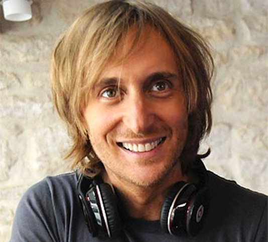 DJ Disc Jockey David Guetta