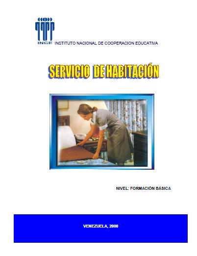Servicio de Habitacion