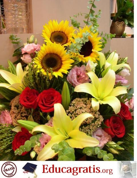 Curso Diseño Floral Floristeria Arte Floral