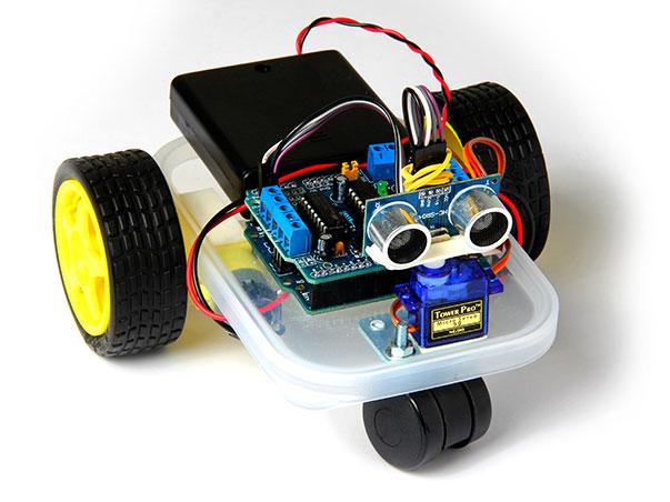 Curso de Arduino Robotica