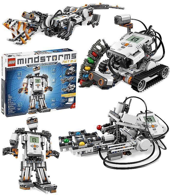 Curso de Robotica LEGO Mindstorms NXT 2