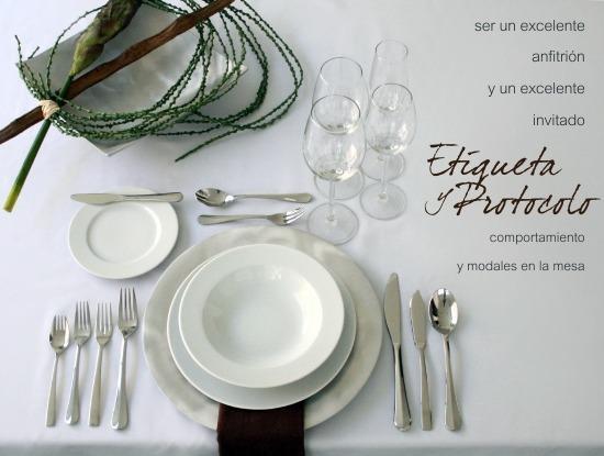 Curso de Etiqueta, Protocolo y Ceremonial
