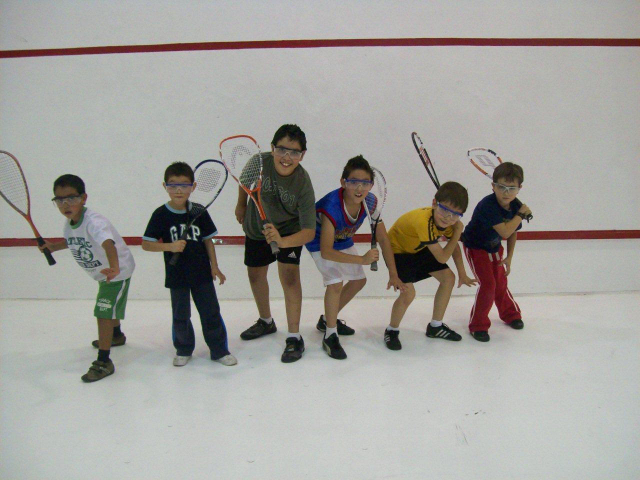 Squash niños