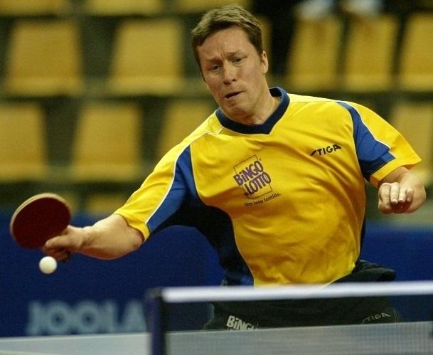 Jan-Ove Waldner - Considerado el mejor de la Historia de este deporte.