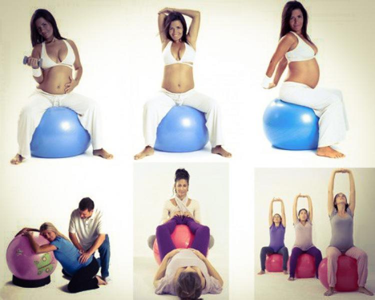 Curso gratis de ejercicios para embarazadas
