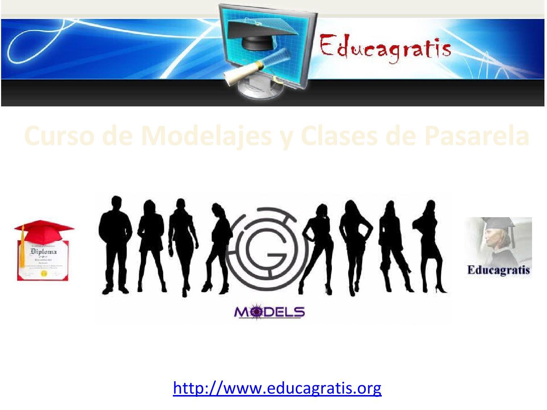 Curso de Modelaje y Clases de Pasarela