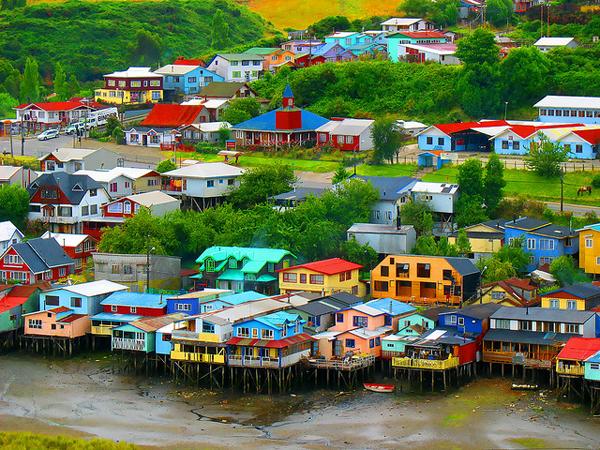 Curso sobre Chiloe
