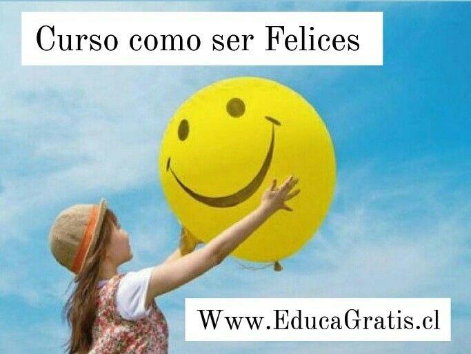 Como ser Felices Felicidad