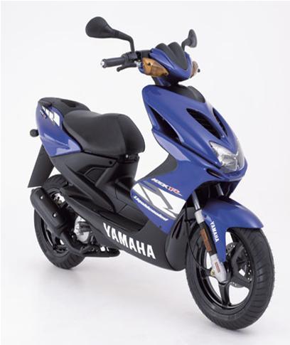 Motocicleta Aerox