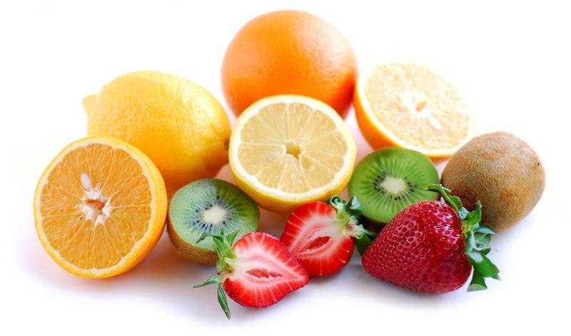 fuentes vitamina c