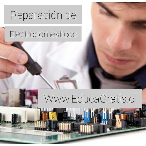 Curso de Reparacion de Electrodomesticos