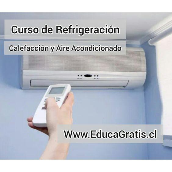 Curso de Refrigeración, Calefacción y Aire Acondicionado