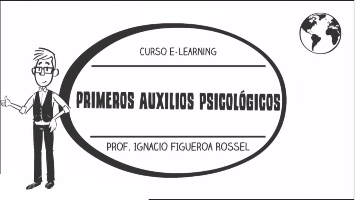 Curso e-Learning de Primeros Auxilios Psicologicos