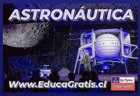 Curso de Astronáutica