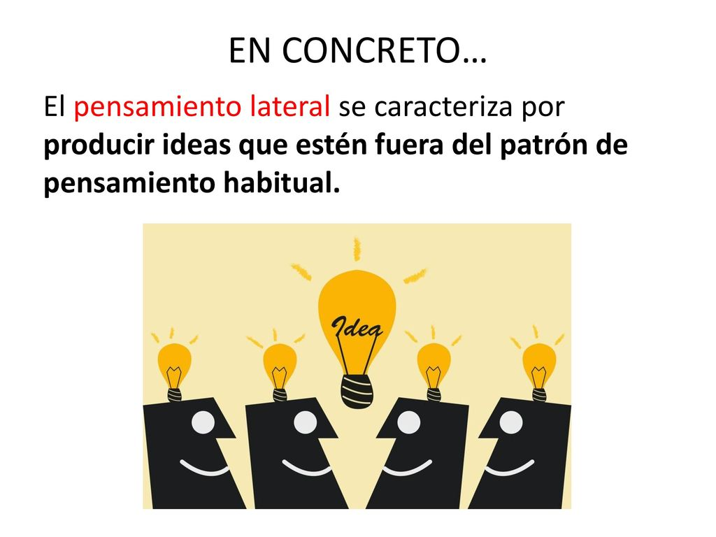 pensamiento+lateral