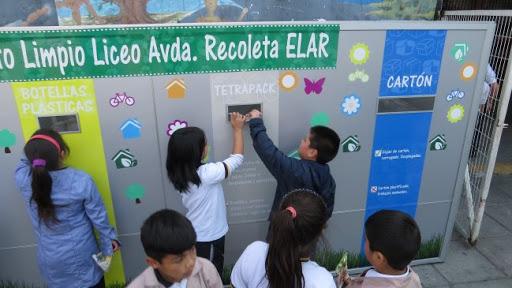 Reciclaje de Niños