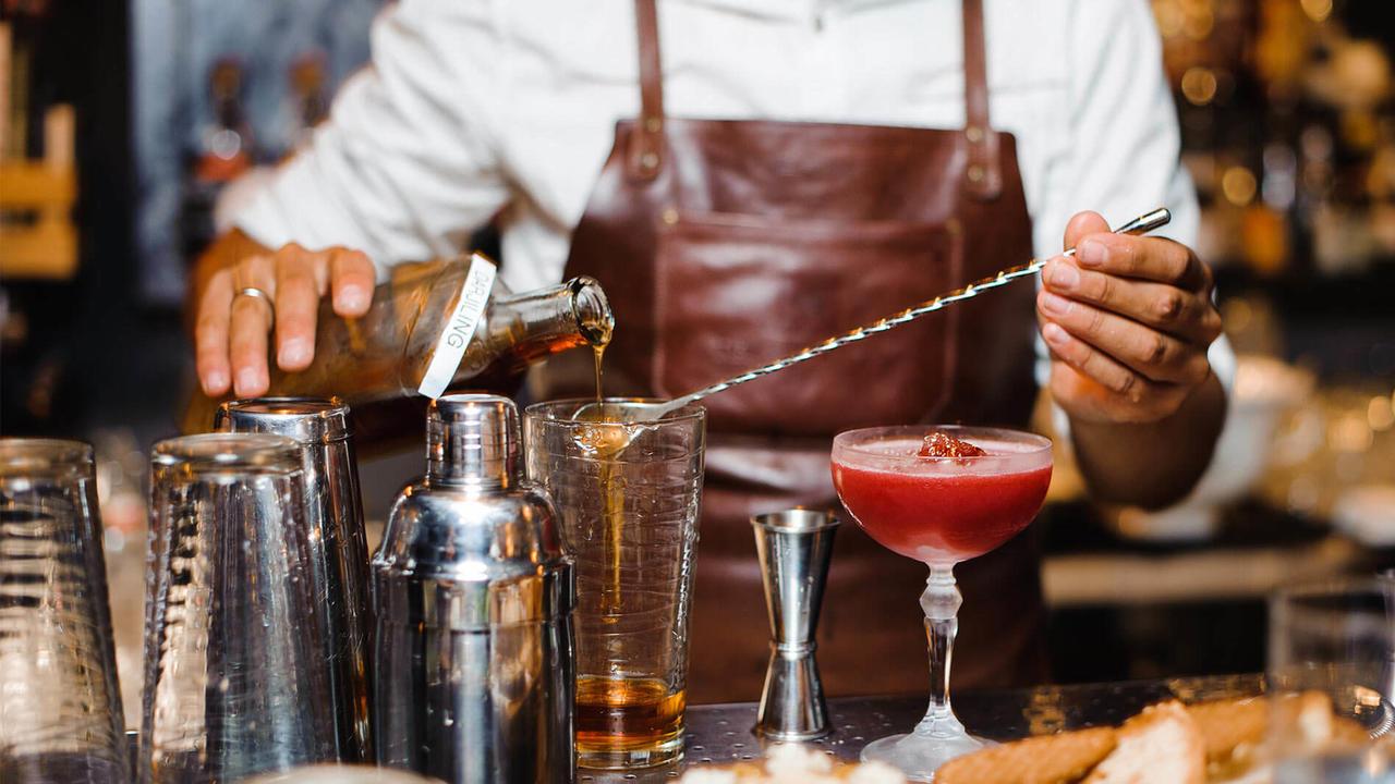 bartender-Barman