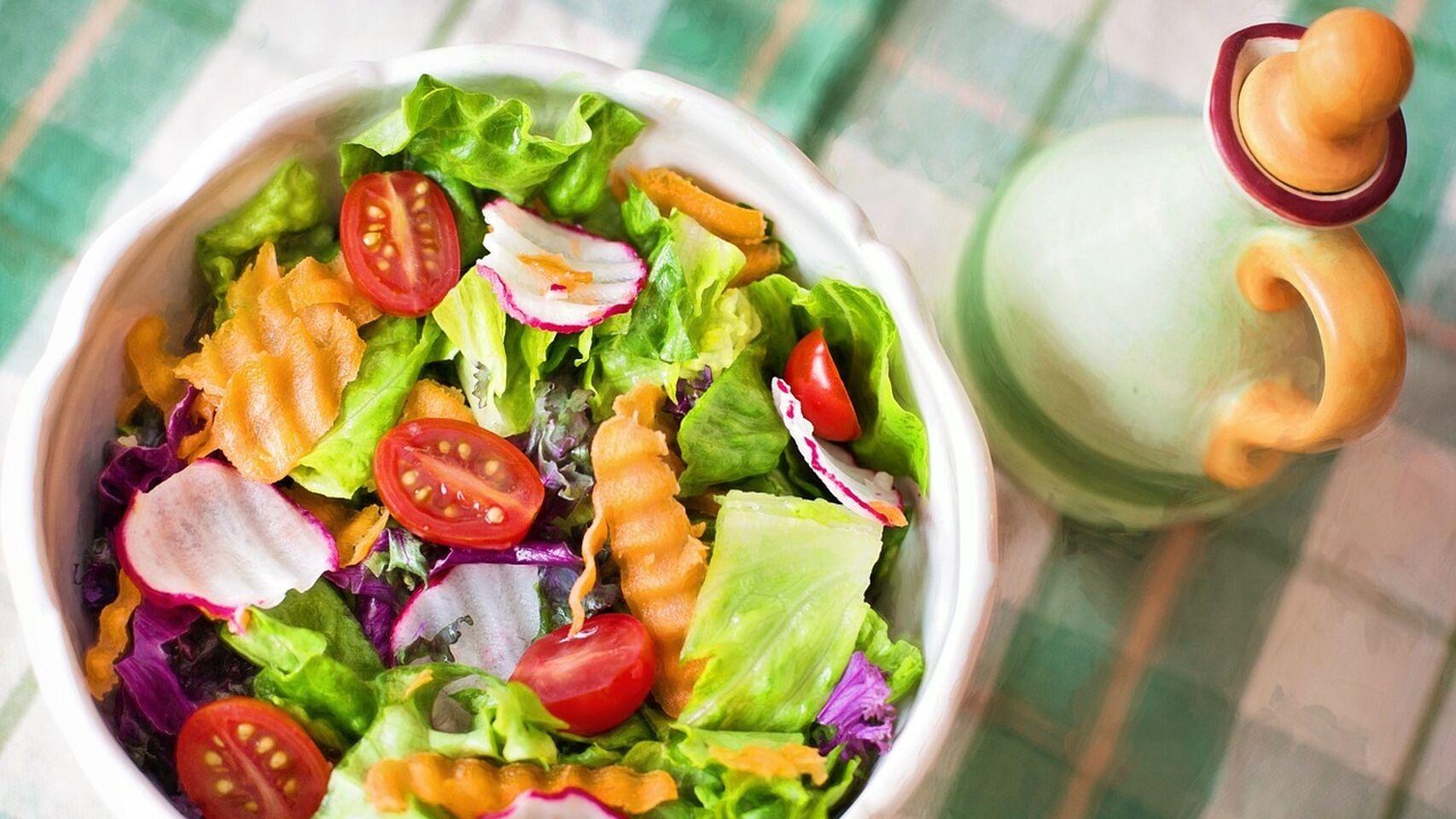 Ensaladas Verduras