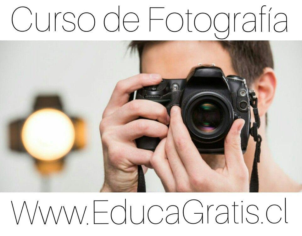 Curso de Fotografia Educagratis