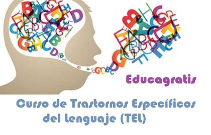 Curso de TEL Trastornos Especificos del Lenguaje