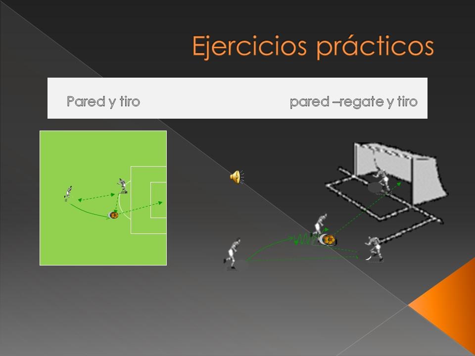 Ejercicios practicos entrenamiento futbol