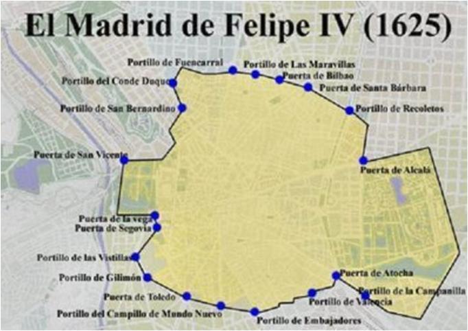 Madrid de Felipe IV