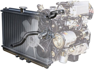 cooling system engine