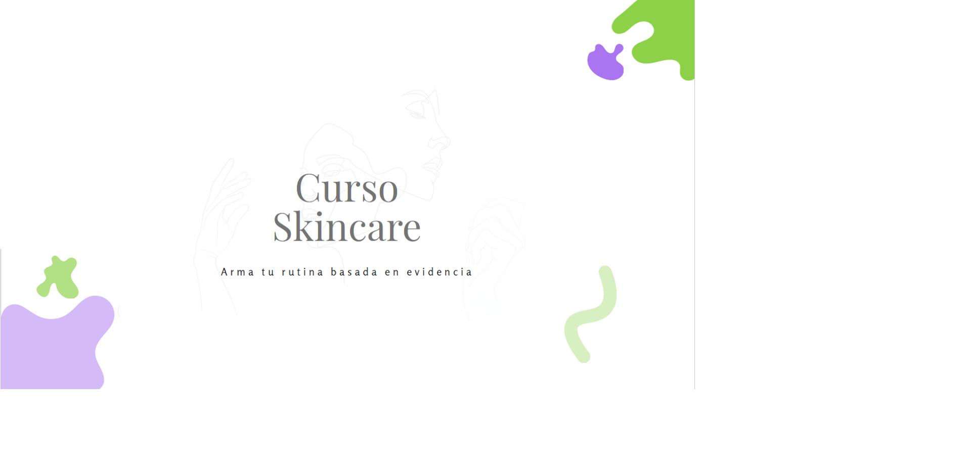 Skincare Portada